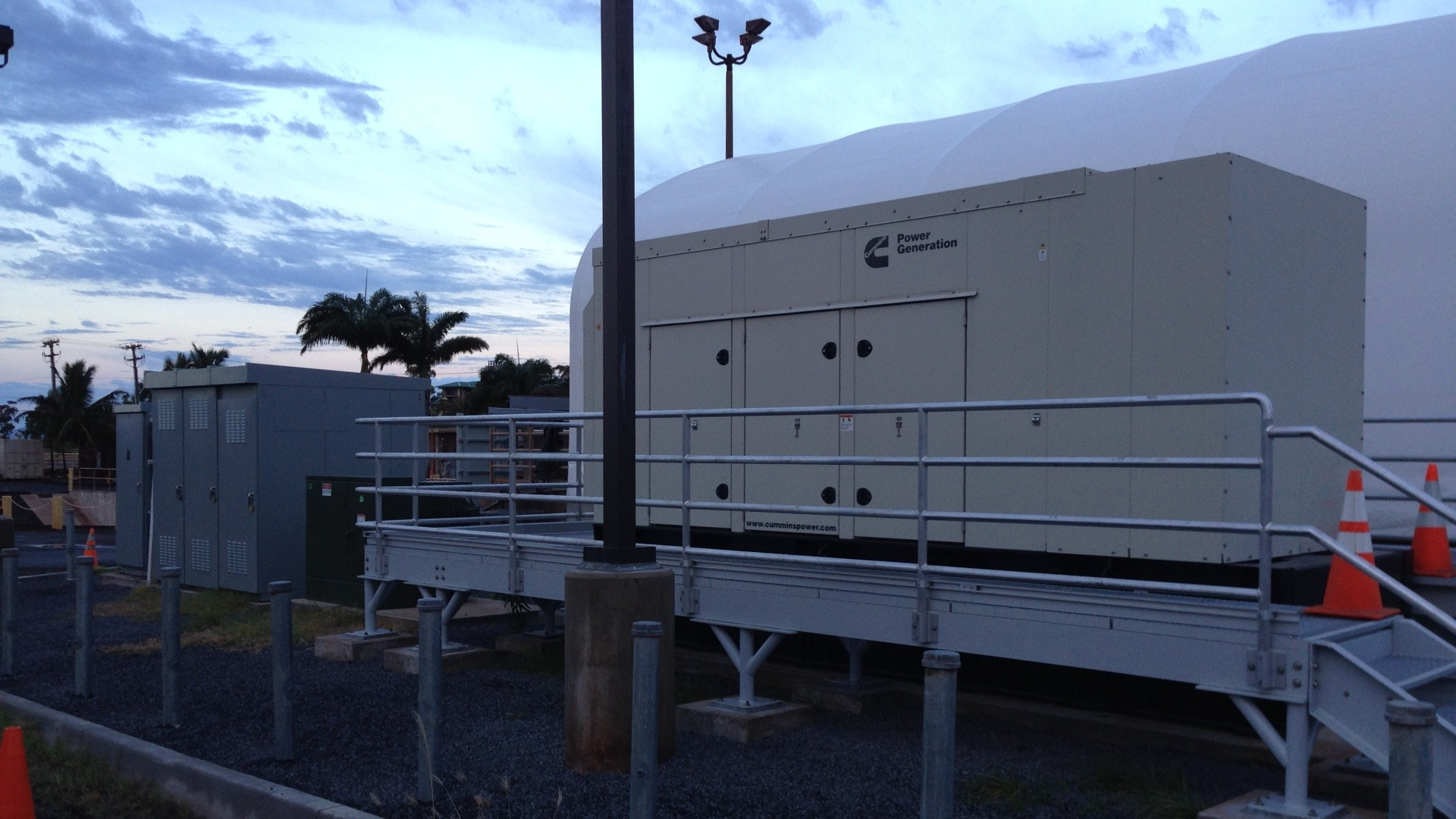 Lahaina Wastewater Treatment Plant UV Upgrade