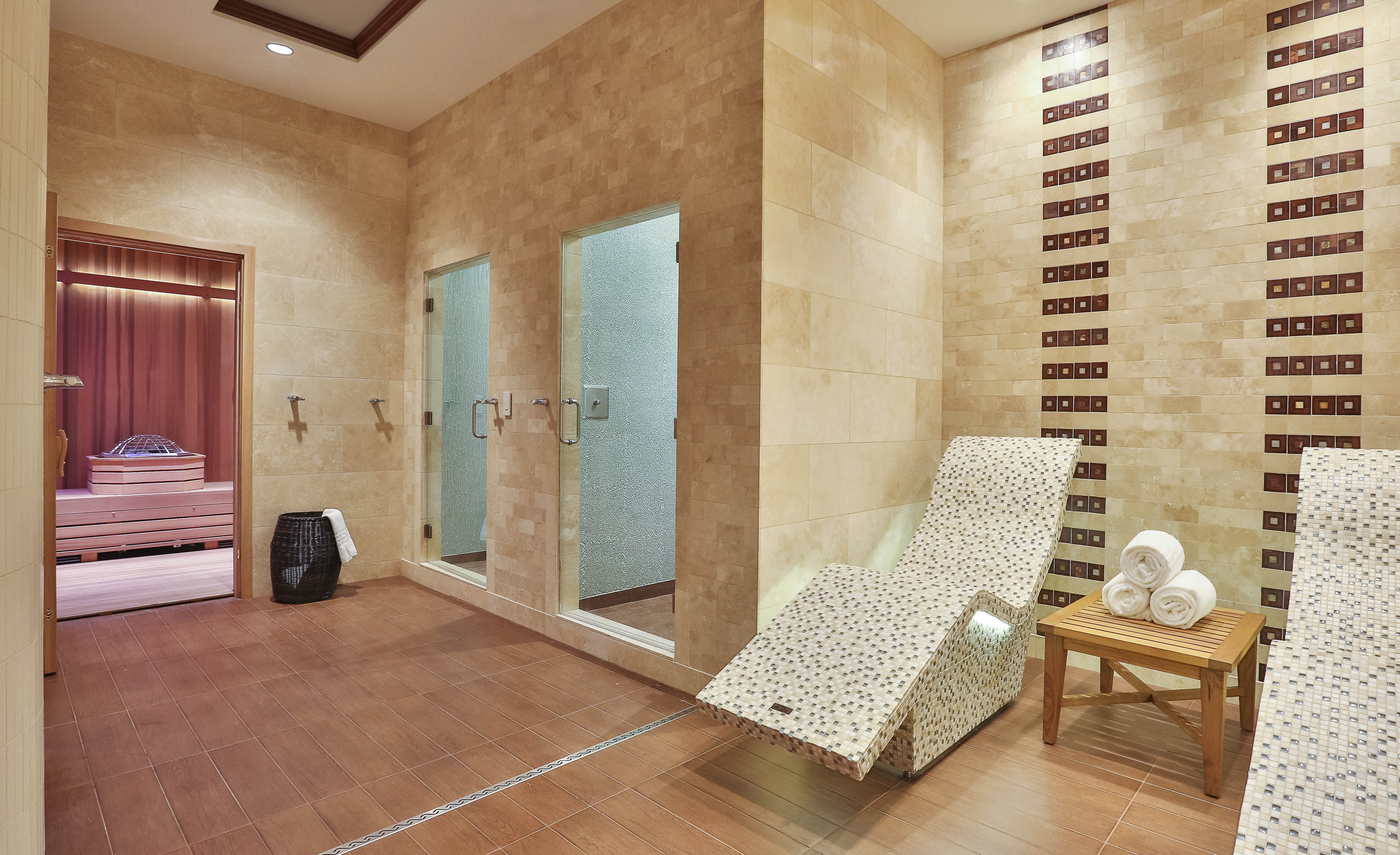 Fairmont Kea Lani Spa Renovation